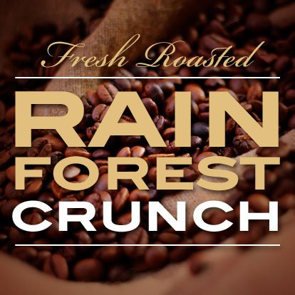 Rain Forest Crunch