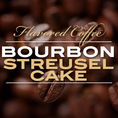 Bourbon Streusel Cake