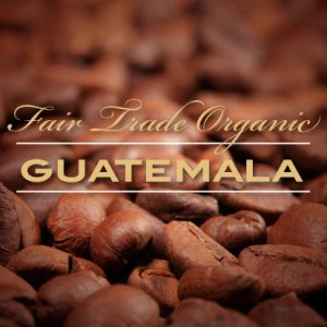 Fair Trade Organic Guatemala Coffee